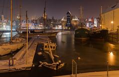 Gdańsk (H.W_Werke) Tags: night gdańsk danzig ship city sigma1750mm pentax