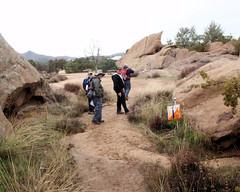 035 The Campground Control (saschmitz_earthlink_net) Tags: 2017 california orienteering vasquezrocks aguadulce losangelescounty laoc losangelesorienteeringclub