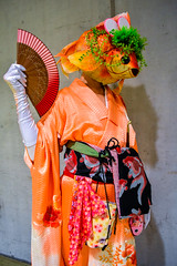 Goldfish Kimono (Design Festa) Tags: tokyo tokyobigsight designfesta designfestavol44 artfestival artevent artfair convention japaneseartfestival japaneseconvention japanese cosplay costume goldfish kimono design