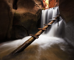 Kanarraville Falls - Utah (pvarney3) Tags: utah kanarraville kanarravillecreek kanarravillefalls canyon zionnationalpark water desert southwest landscape