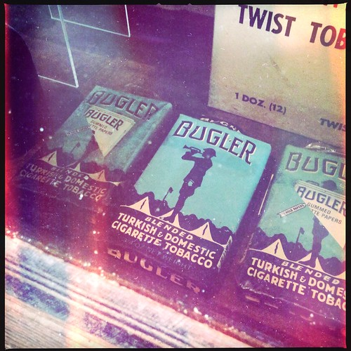 HipstaPrint Bugler Blended Turkish & Domestic Cigarette Tobacco, General Store