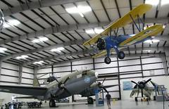 PASM1675 - Pima Air & Space Museum - Main Hangar (gberg2007) Tags: arizona usa museum airplane tucson aircraft aviation unitedstatesofamerica hangar biplane pimaairspacemuseum