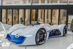 2015 Renault Alpine Vision Gran Turismo (el.guy08_11) Tags: paris france ledefrance voiture renault collection alpine conceptcar 2015