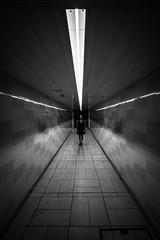 Montecarlo I (errenne) Tags: street urban blackandwhite building night buildings lights reflex streetphotography tunnel montecarlo monaco ombre luci chiaroscuro riflessi nocturne notte notturno