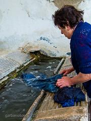 Juana en el lavadero (garbansitoes) Tags: españa esp almería lavadero tradición juana fuentegrande vélezrubio losvélez garbansitoes ingenieríavelasco audiovisualesvelasco