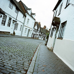 Warwick (Peter Gutierrez) Tags: street old city uk england streets building castle english film public stone architecture buildings town photo ancient europe european britain pavement stones centre united great kingdom center scene historic cobblestones cobble cobblestone sidewalk peter gutierrez british warwick brit warwickshire brits europeans peter gutierrez