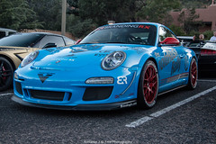 Blue on Red (Hunter J. G. Frim Photography) Tags: blue arizona rally 911 sedona german porsche rs supercar goldrush v6 gt3 997 2015 porsche911gt3rs goldrushrally goldrush7