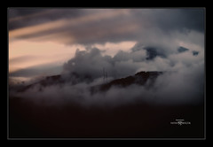 Rise (Hayat Sokaklarda) Tags: sunset mountain nature clouds landscape nikon natural photograph rise hayat sokaklarda d5100