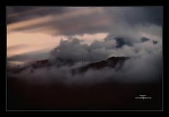Rise (Hayat Sokaklarda) Tags: sunset mountain nature clouds landscape nikon natural photograph rise hayat sokaklarda d5100