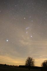 Stars   #stars #milkyway #sunset #clouds #trees #landscape #nature (vnzntrtgr) Tags: trees sunset nature clouds stars landscape milkyway