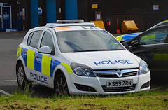 KS59ZRN (Cobalt271) Tags: police northumbria vehicle 13 astra vauxhall response cdti ks59zrn