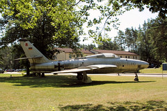 "RF-84F Thunderflash 1 • <a style=""font-size:0.8em;"" href=""http://www.flickr.com/photos/81723459@N04/20061995958/"" target=""_blank"">View on Flickr</a>"