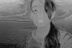 Ann-Aleese v2 (graeme.hyslop) Tags: portrait girl youth photoshop photoart photomanipulated