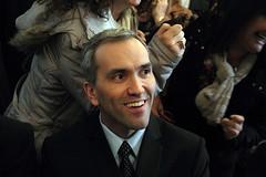 Weretilneck presidi el acto de asuncin de los nuevos funcionarios provinciales. (fotografia@rionegro.gov.ar) Tags: presidente miguel ro negro calvo fiduciaria