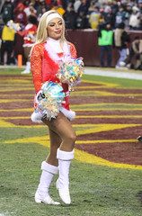 2014 Redskins Cheerleaders (4) (maskirovka77) Tags: philadelphia season washington eagles redskins 2014 fedexfield
