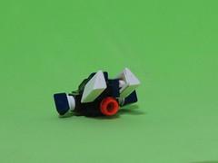 Starjay Personal Carrier (Johann Dakitsch) Tags: toy ship lego space shuttle scifi spaceship starship moc microscale