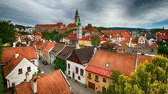 Colorful classical town (Seksan) Tags: hdr czech colorful town ceskykrumlov