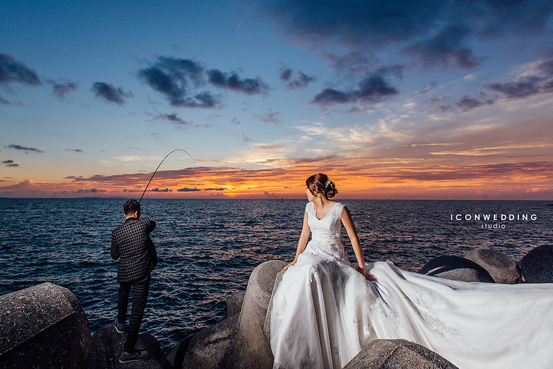 美國村,埔添外人住宅區,國際通,海外婚紗,沖繩婚紗