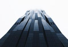 modern vienna (desomnis) Tags: vienna wien austria österreich architecture modernarchitecture skyscraper building canon6d tamronsp2470mmf28 desomnis tamron2470mm lines sky fog mist europe dctower
