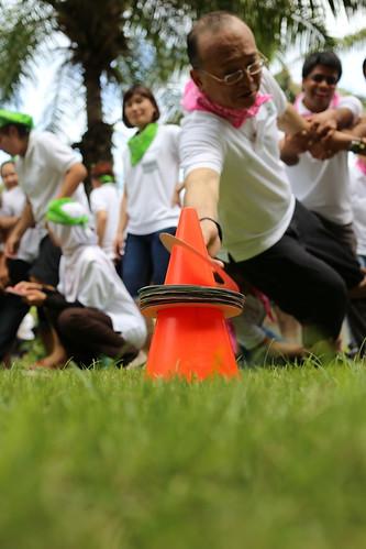 Team building activities Hua Hin for RECOFTC