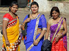 Colourful ladies in Bhangarh India. (David Russell 600K views thank you.) Tags: autofocus ethnic region regional clothing clothes traditional female females lady ladies color colors colour colours dress dresses sari saris bhangarth india rajasthan pose outdoor local locals bhangarh simply superb