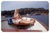 Mrs. Örn as a young teenager...in the sixties. (iEagle2) Tags: analog analogfilm analogue boat ehefrau female femme frau film legs sweden summer swedishwestcoast teen woman wife water feet sixties barfuss barefoot