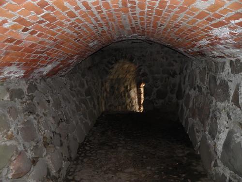 Мрачные подземелья