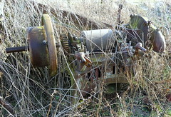 It may come in useful...one day (robbie20161) Tags: old abandoned farm farmmachinery forgotten mechanical agriculture countryside oxfordshire
