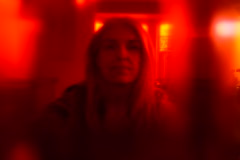 Red Means Stop (eddi_monsoon) Tags: threesixtyfive 365 selfportrait selfie self portrait