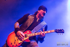 "Iced Earth - 013 Tilburg- 5-12-2016-2 • <a style=""font-size:0.8em;"" href=""http://www.flickr.com/photos/62101939@N08/31699792106/"" target=""_blank"">View on Flickr</a>"
