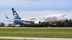 N248AK-Alaska-737-900ER-OSH-2016-07-27 (GFB Aviation Photography) Tags: n248ak alaska 737 737900er osh osh16 kosh