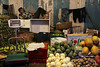 No customers (Inspired by MAS) Tags: market vegetables stall sleeping shopkeeper