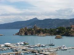 Cefalu, Kalura (ossian71) Tags: olaszország italy italia szicília sicily cefalu tájkép landscape kikötő port tengerpart coast