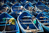 Boats in the Harbour. Essaouira, Morocco (trickyd3) Tags: boats blue blueboats essaouira morocco harbour fishing fishingboats ocean sea mediterranean mediterraneansea northafrica africa