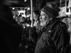 Somerset County Rally Supporting Immigrant and Muslim Communities (john m flores) Tags: resist somerville trump protest nj muslimban