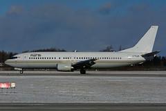 C-FLER (Flair Air) (Steelhead 2010) Tags: flairair boeing b737 b737400 yhm creg cfler