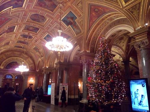 Prédio da Opera de Budapeste