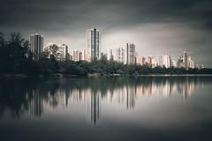 Igapó lake / Londrina (marcelo.guerra.fotos) Tags: igapólake landscape lake lagoigapó igapó londrina paraná brasil brazil beautiful cool nikon water waterscape nature natureza reflection