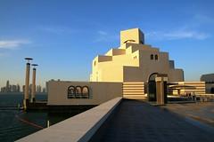 Museum of Islamic art, Doha, Qatar (Frans.Sellies) Tags: img6356 museum pei doha qatar قطر