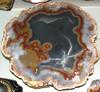 Agate (Borden Formation, Lower Mississippian; eastern Kentucky, USA) 7 (James St. John) Tags: agate nodule nodules geode geodes quartz chalcedony borden formation kentucky mississippian