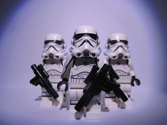 White soldiers of the dark Empire (marshalljay556) Tags: starwars lego stormtrooper minifigures legography