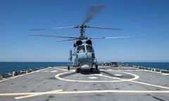 150602-N-FQ994-075 (CNE CNA C6F) Tags: ross spain navy mc usnavy blacksea rota photoex flightoperations passex ddg71 6thfleet ukrainiannavy npase hetmansahaydachniyu130