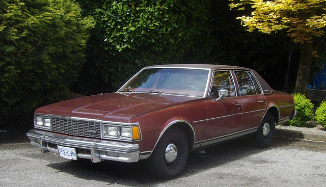 classic chevrolet caprice 152lvm