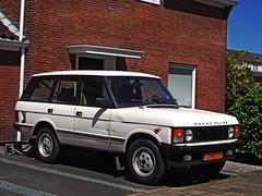 Range Rover (denniselzinga) Tags: rover suv range 21klj3