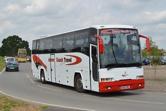 W401 PRC: Arrow Coach Travel, Brighouse (chucklebuster) Tags: travel mercedes coach arrow hispano vita dunnline o404 w401prc