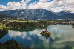 island, Lake Bled, 2015 - IMG_2188 (ODPictures Art Studio LTD - Hungary) Tags: summer water canon photography eos tour si report tourist slovenia bled magyar ariadne orban hungarian 6d 1635 2015 szlovenia radovljica domonkos orbandomonkoshu