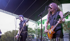 Skid Row- Harley Fest - Freedom Hill - Sterling Heights, MI 6/13/15