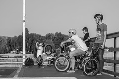 Session | Osijek, Croatia (Marin Lonar) Tags: vegas sports sport canon 50mm blackwhite bmx extreme lifestyle osijek croatia skatepark marko extremesport t3i drava vego 600d pannonian tomzi kopika ido