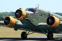 IMG_8186 (harrison-green) Tags: show sea museum plane flying war fighter aircraft aviation air airshow legends duxford imperial spitfire mustang fury iwm me109 2015
