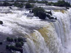 Argentina-Iguazu-Close view of waterfall [Explored, 29/07/2015] (ustung) Tags: nature water argentina landscape waterfall nikon iguazu